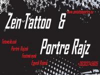 Zen tetováló szalon borító képe